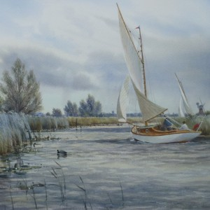 X03 (SOLD) Near Thurne Mouth