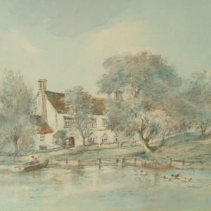X (SOLD) Thorpe Old Hall