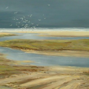 X (SOLD) Storm Brewing, Thornham
