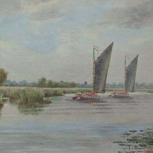 X (SOLD) Barton Broad