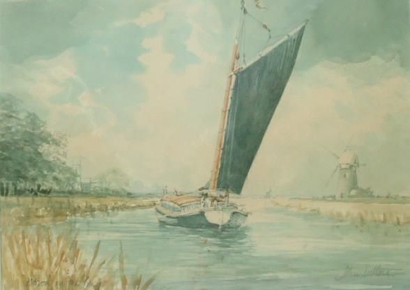 X (SOLD) Albion Wherry
