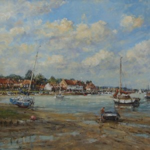 X(SOLD) Ebb Tide, Burnham Overy