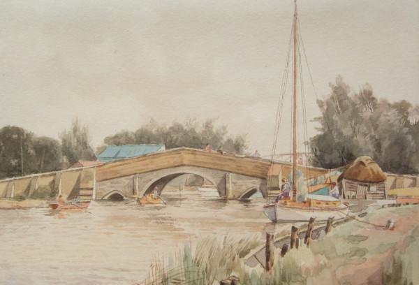 X16 (SOLD) Potter Heigham Bridge