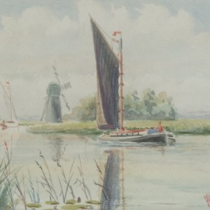X(SOLD) Wherry and Yacht