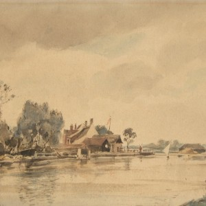 Horning Ferry (early work)