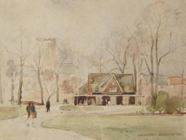 Chapelfield Gardens Tea House