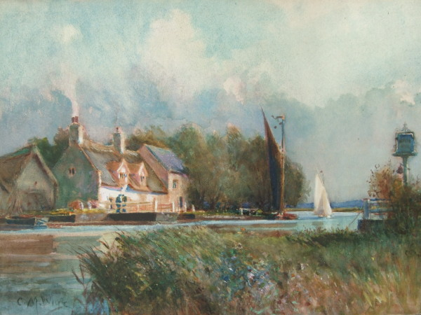 X (SOLD) Horning Ferry