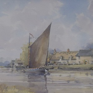 X07 (SOLD) Horning Ferry