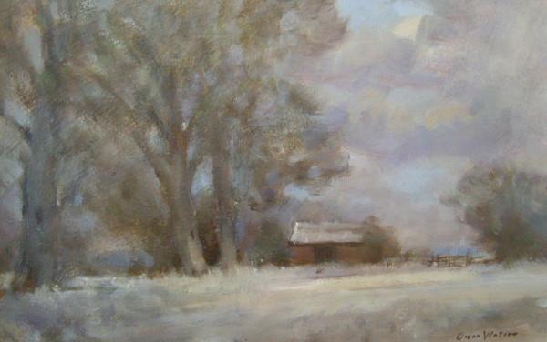 Norfolk, Winter