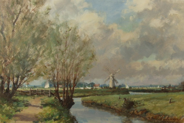 X61 (SOLD) Thurne Mill 1974