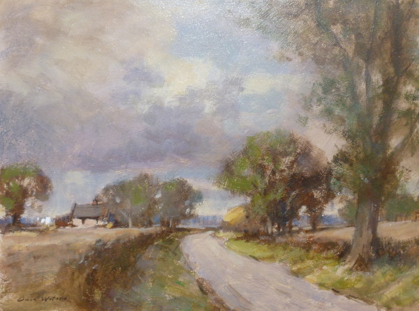 Country Road, Norfolk