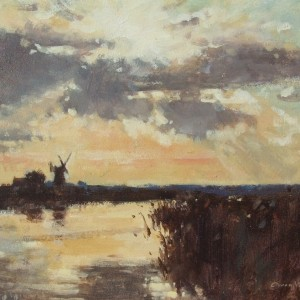 X63 (SOLD) Evening River Bure
