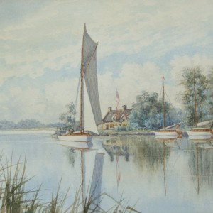 X (SOLD) Horning Ferry, River Bure