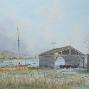 X14 (SOLD) Old Boat House, Norfolk Broads