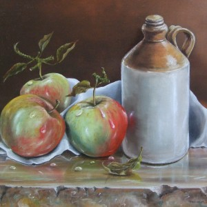 Fruit: Apples, Cloth and Cider