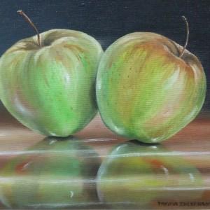 Fruit: Green Apples