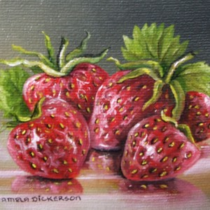 Fruit: X (SOLD) Strawberries (Small)