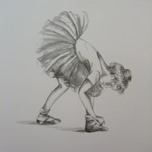 Little Ballerinas: The Adjustment II