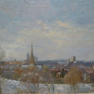 Winter View from Mousehold