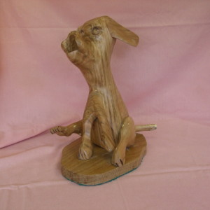 X (SOLD) Howler Hound (Cherry)