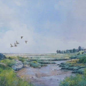 X25 (SOLD) Teal over Brancaster