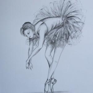 """X14 (SOLD) Ballet : """"Swan Lake"""""""