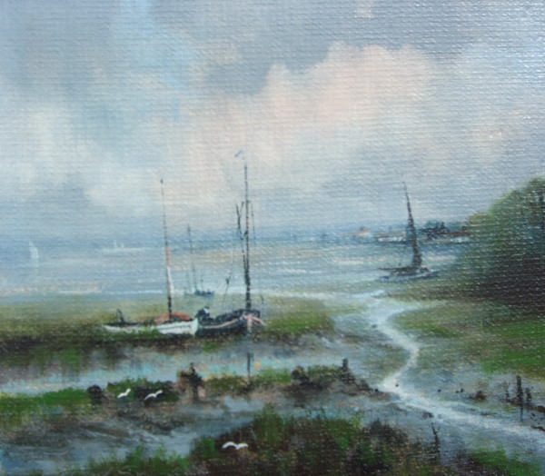 X15 (SOLD) Alfred Saunders