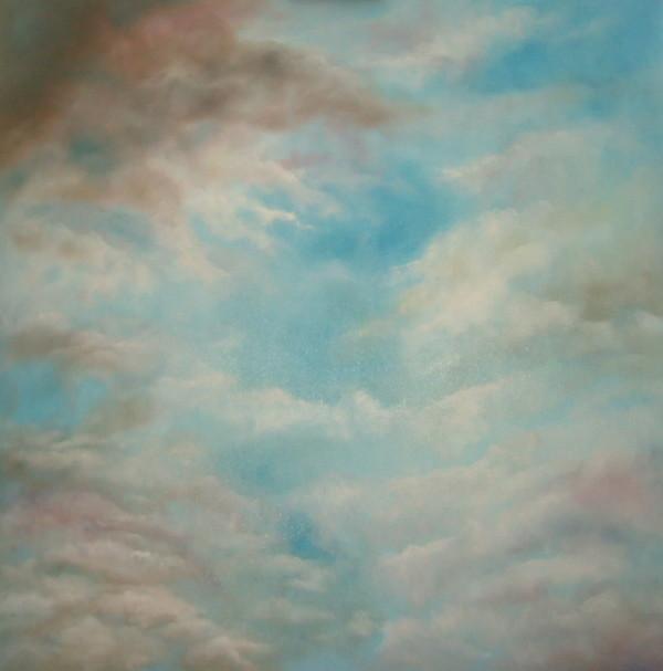 "X07 (SOLD) ""Clouds"""