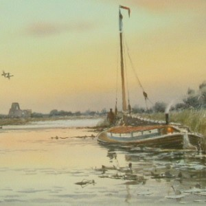 X06 (SOLD) Wherry St Benets