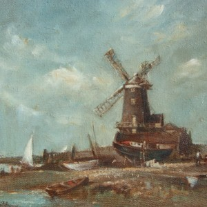 X15 (SOLD) Cley Mill