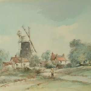 X17 (SOLD) Paston Mill