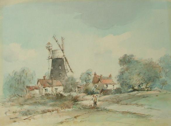 X17 (SOLD) Paston Mill