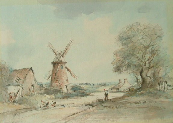 X02 (SOLD)  Stracey Arms Mill
