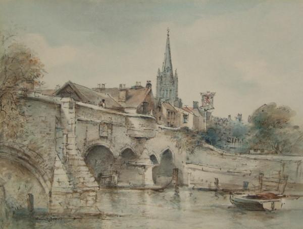 X23 (SOLD) Bishop's Bridge