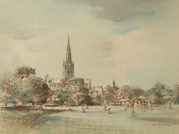 X04  (SOLD) Norwich Cathedral