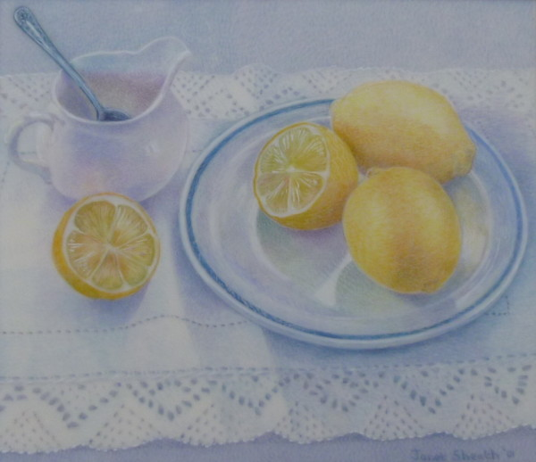 Lemons and Lace