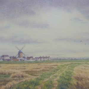 A View to Cley