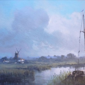 X (SOLD) Norfolk River