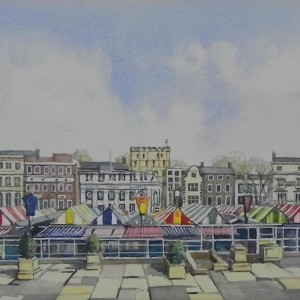 X (SOLD) Norwich Market Place