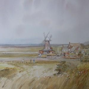 Norfolk Breezes, Cley, Norfolk