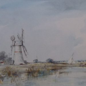 Thurne Mill, Norfolk