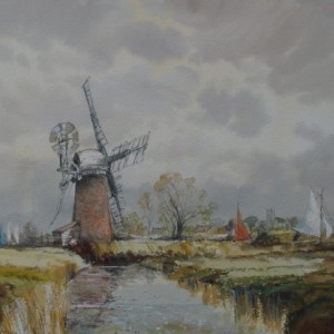 X (SOLD) Spring Sails, Thurne