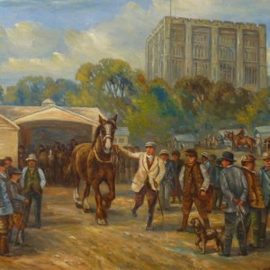 X(SOLD) Spelman's Horse Sale, Norwich