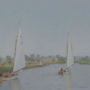 X (SOLD) Waveneys Sailing at Beccles
