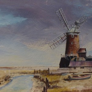 X (SOLD) Cley Mill