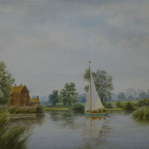 X(SOLD) Buckenham Ferry