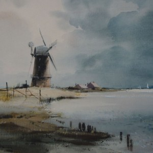X (SOLD) Berney Arms, Norfolk
