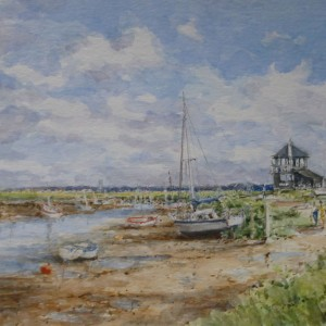 X (SOLD) Low Tide Morston