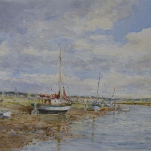 X (SOLD) Low Tide Blakeney