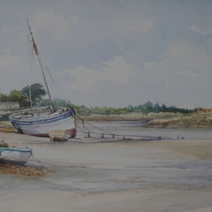 X (SOLD) Between Tides, Brancaster